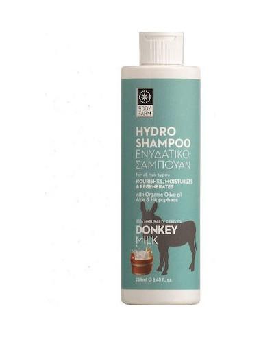 Bodyfarm Donkey Hair Shampoo 250ml