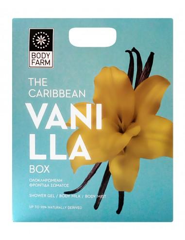 Bodyfarm Caribbean Vanilla Shower Gel...