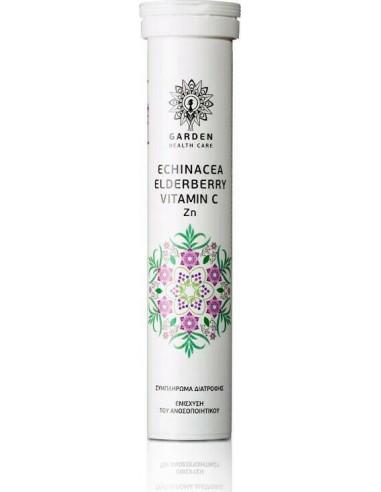 Garden Echinacea, Elderberry, Vitamin...