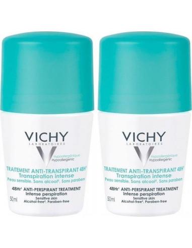 Vichy Anti-Transpirant Roll-On 48h...