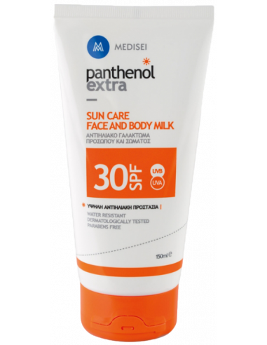 Panthenol Extra Sun Care Face & Body...